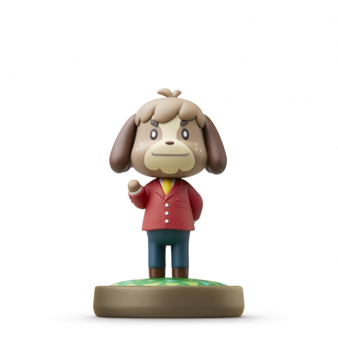 NINTENDO - amiibo Animal Crossing Digby