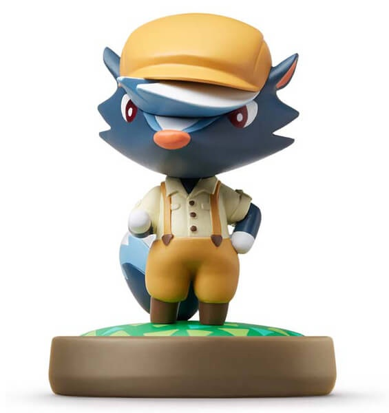 NINTENDO - amiibo Animal Crossing Kicks