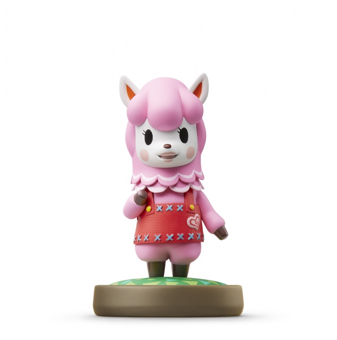 NINTENDO - amiibo Animal Crossing Reese