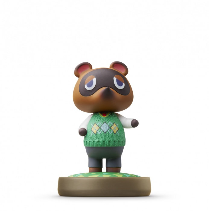 NINTENDO - amiibo Animal Crossing Toom Nook