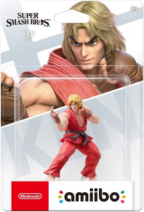 NINTENDO - amiibo Smash Ken