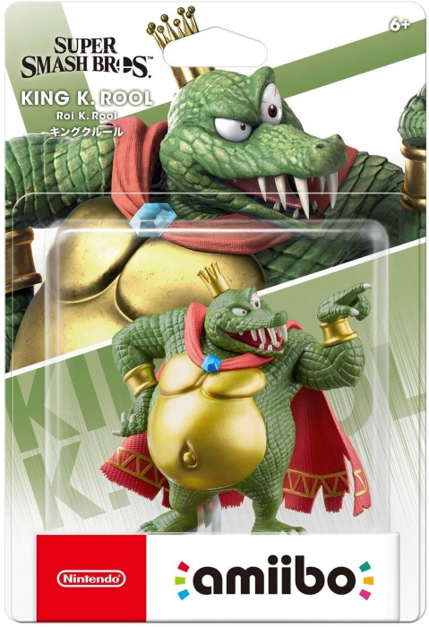 NINTENDO - amiibo Smash King K. Rool 67