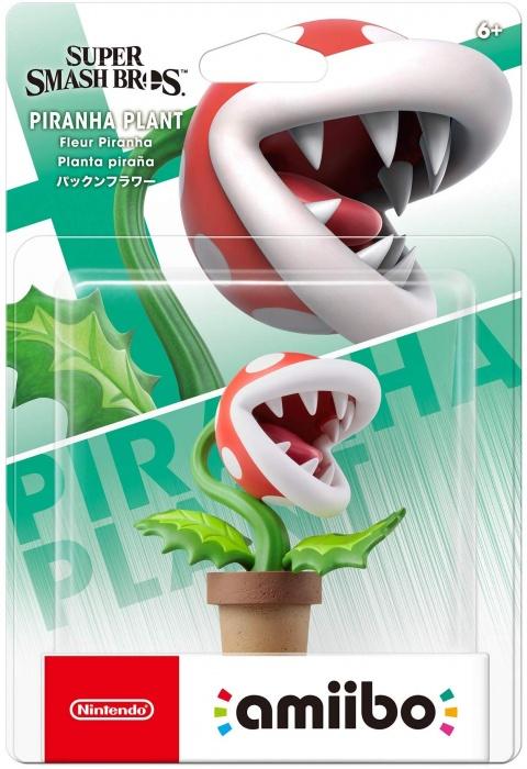 NINTENDO - amiibo Smash Piranha Plant 66