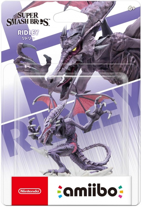 NINTENDO - amiibo Smash Ridley 64