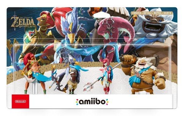 NINTENDO - amiibo The Legend of Zelda Collection