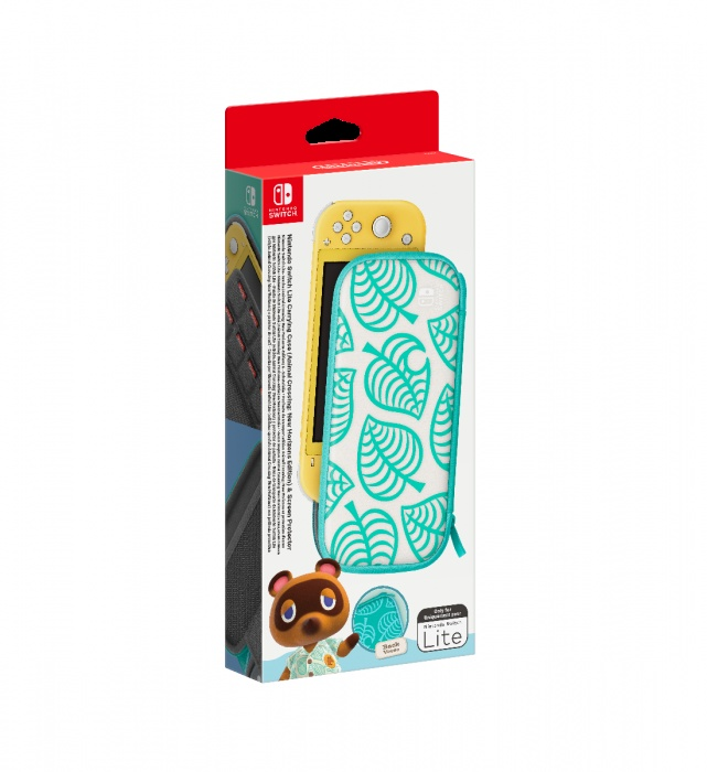 NINTENDO - Carry Case for Nintendo Switch Lite Animal Cr.Ed.