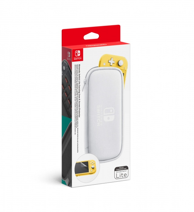 NINTENDO - Carry Case for Nintendo Switch Lite, Doplněk ke konzoli Nintendo Switch Lite