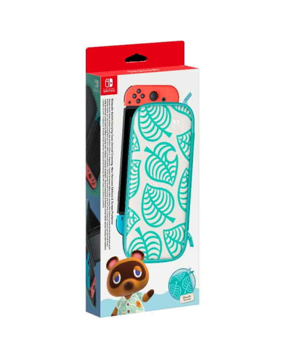 NINTENDO - Nintendo Switch Carrying Case Animal Crossing Ed.