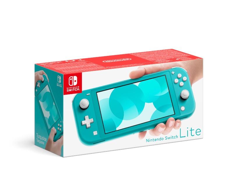 NINTENDO - Nintendo Switch Lite Turquoise, Konzole Nintendo Switch Lite