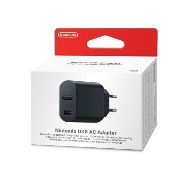 NINTENDO - Nintendo USB AC Adapter for Classic Mini: SNES