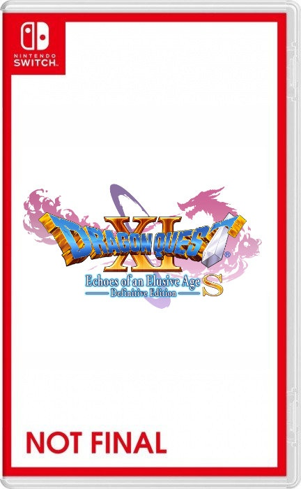 NINTENDO - SWITCH Dragon Quest XI S: Echoes - Def. Edition