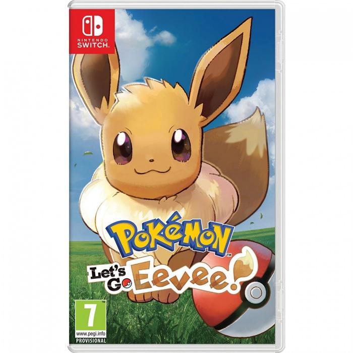 NINTENDO - SWITCH Pokémon Let\'s Go Eevee!