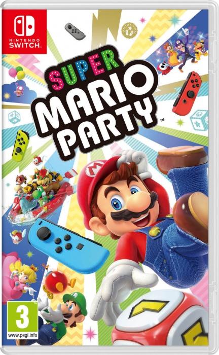 NINTENDO - SWITCH Super Mario Party
