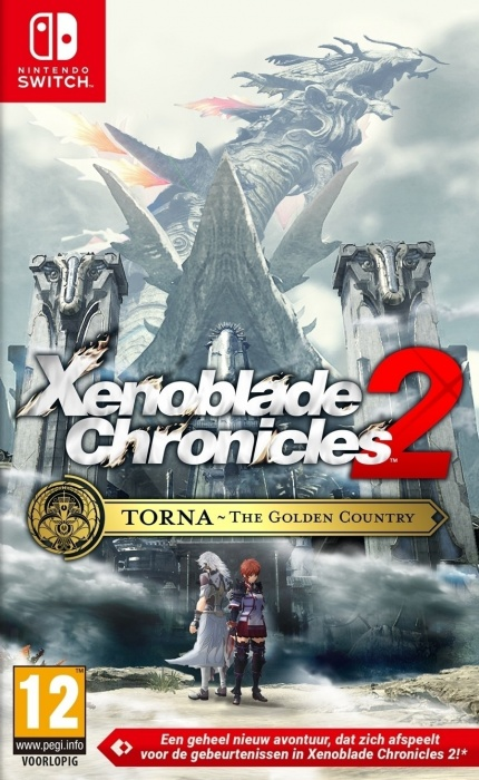 NINTENDO - SWITCH Xenoblade Chronicles 2: Torna~The Golden Co