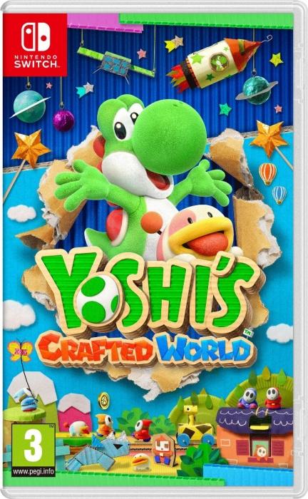 NINTENDO - SWITCH Yoshi\'s Crafted World