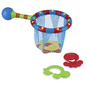 NUBY - Síťka do vody s hračkami 18m+
