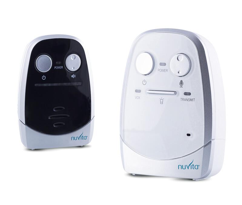 NUVITA - Audio baby monitor Planet