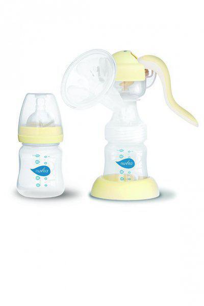 NUVITA - Manuální odsávačka mléka Twist