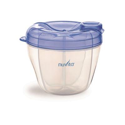 NUVITA - Nádoba na sušené mléko - modrá
