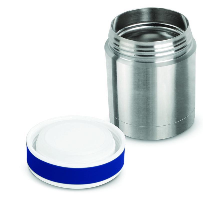 NUVITA - Nerezový termoobal na jídlo 350 ml