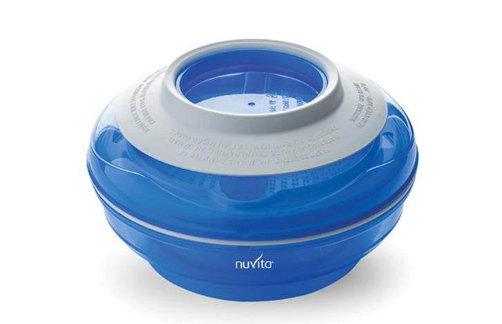 NUVITA - Pappafacile multifunkční set 4v1 modrý