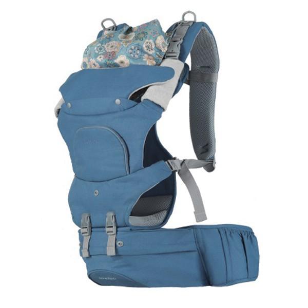 Nuvolino - Nosič pro dítě Active Hipseat, 2015, modrý