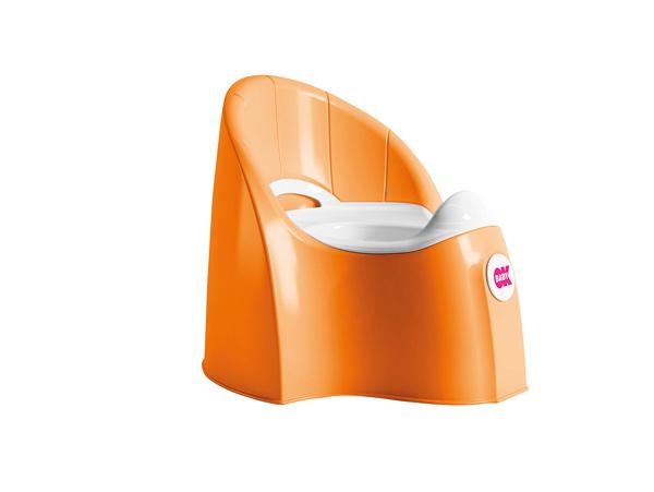 OK BABY - Nočník PASHA - oranžový (45)