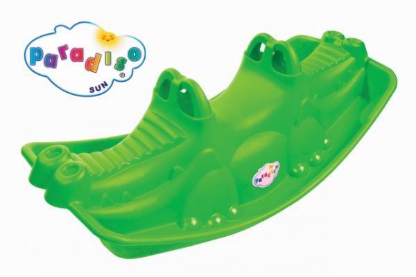 PARADISO - Houpačka zahradní krokodýl Paradiso