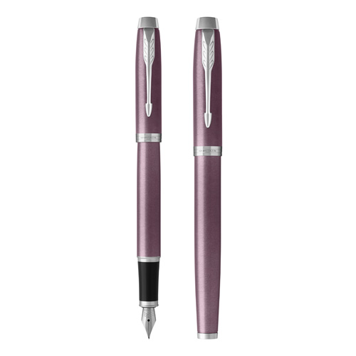 PARKER - Pero plníci IM Light Purple CT -F-