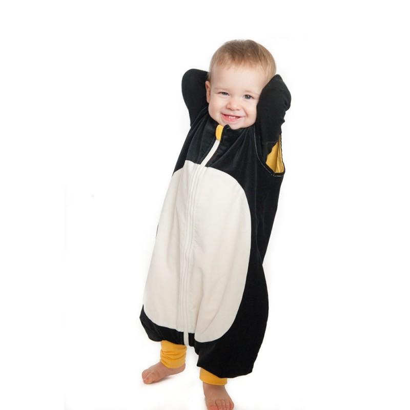 PENGUINBAG - Dětský spací pytel Penguin, velikost S (74-96 cm), 2,5 tog