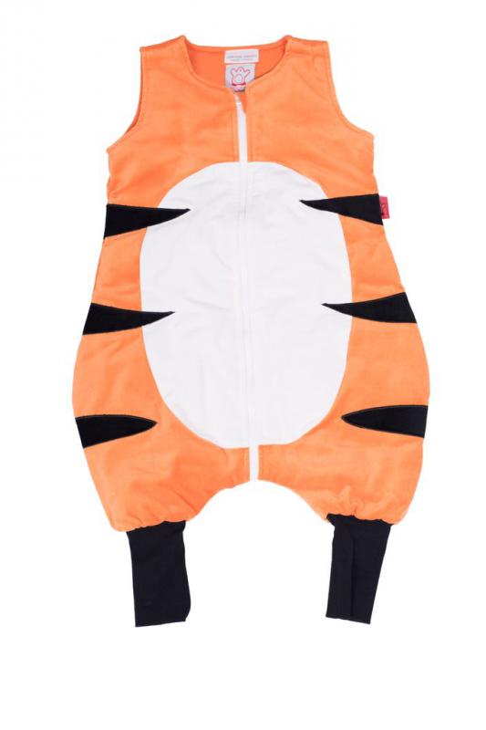 PENGUINBAG - Dětský spací pytel Tiger, velikost L (87-110 cm), 2,5 tog