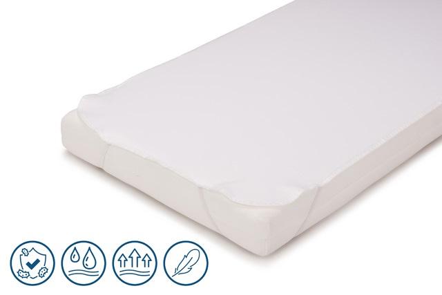 PETITE&MARS - Chránič matrace Safe Dream 120 x 60
