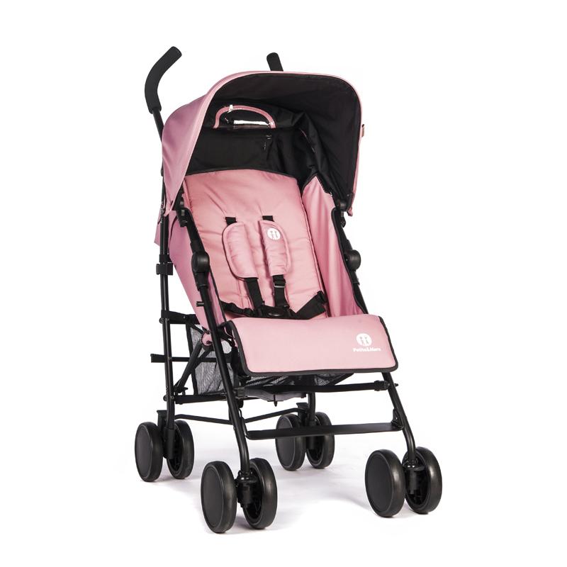 PETITE&MARS - Kočárek golfový Musca Rose Pink 2020