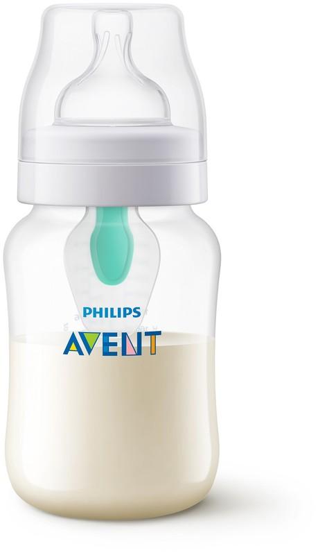 PHILIPS AVENT - Láhev Anti-colic 260 ml s ventilem AirFree, 1 ks