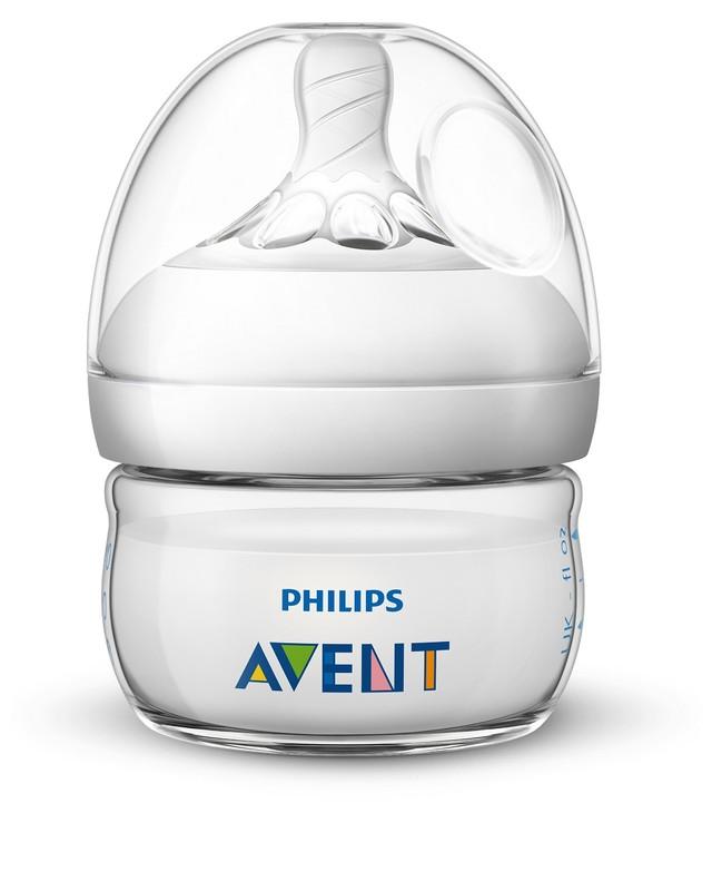 PHILIPS AVENT - Láhev Natural 60 ml, 1 ks nová
