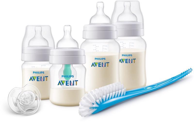 PHILIPS AVENT - Novorozenecká startovní sada Anti-colic,ventil AirFree