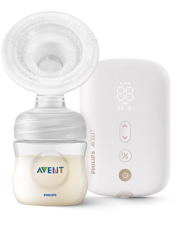 PHILIPS AVENT - Odsávačka mateřského mléka elektronická Premium dobíjecí