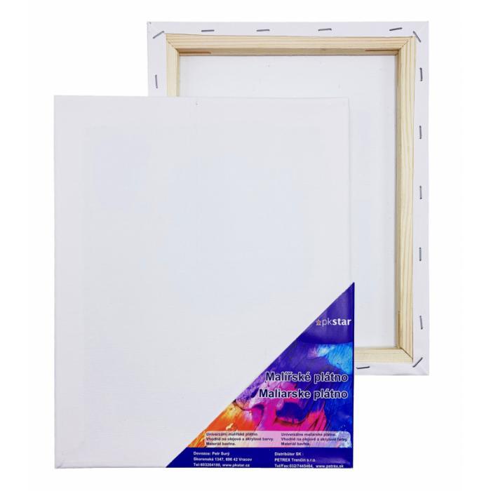 PKSTAR - Malířské plátno na rámu 15x20 cm