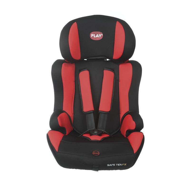 Play - Autosedačka Safe 10 Fix 9-36 kg 2017 - Red