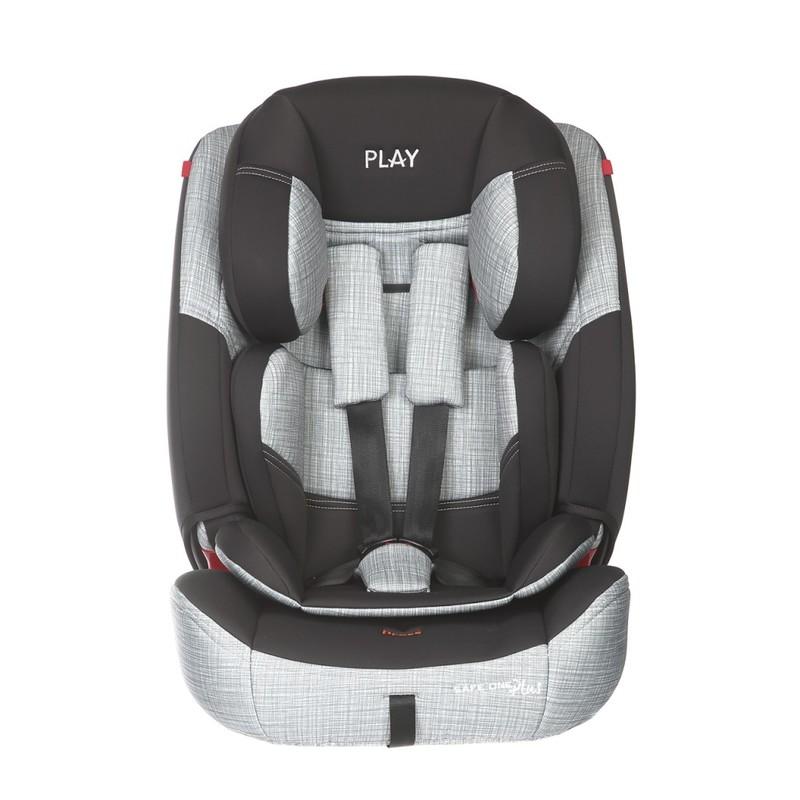 PLAY - Autosedačka Safe One Plus 9-36 kg - Grey, 2017