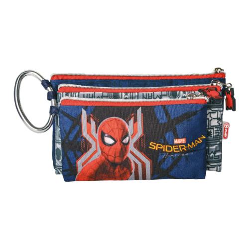 PLAY BAG - Pouzdro na pera XL3 Spider-Man