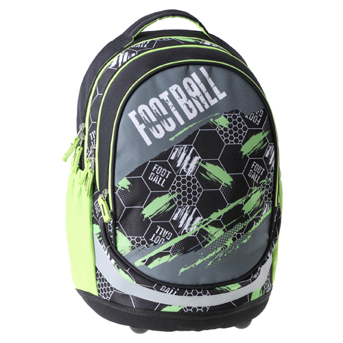 PLAY BAG - Školní batoh Seven Sazio, Football