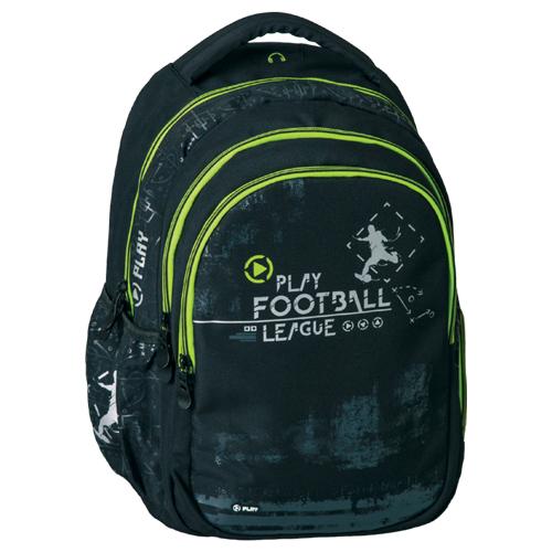 PLAY BAG - Školní batoh Zeta Play, Football League