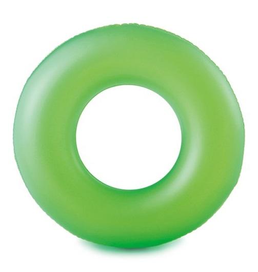 POLYGROUP - nafukovací zelené kolo 91cm