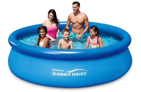 POLYGROUP - samonosný bazén 305x76cm