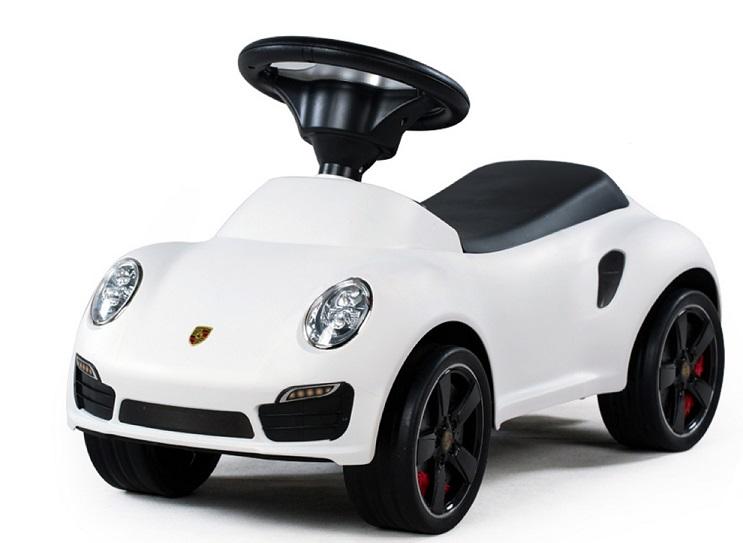 PORSCHE - Odrážedlo Porsche White