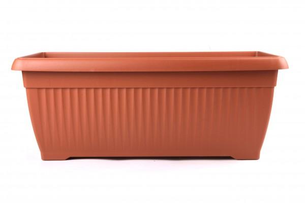 PROSPERPLAST - Plastový truhlík Terakota 60 cm
