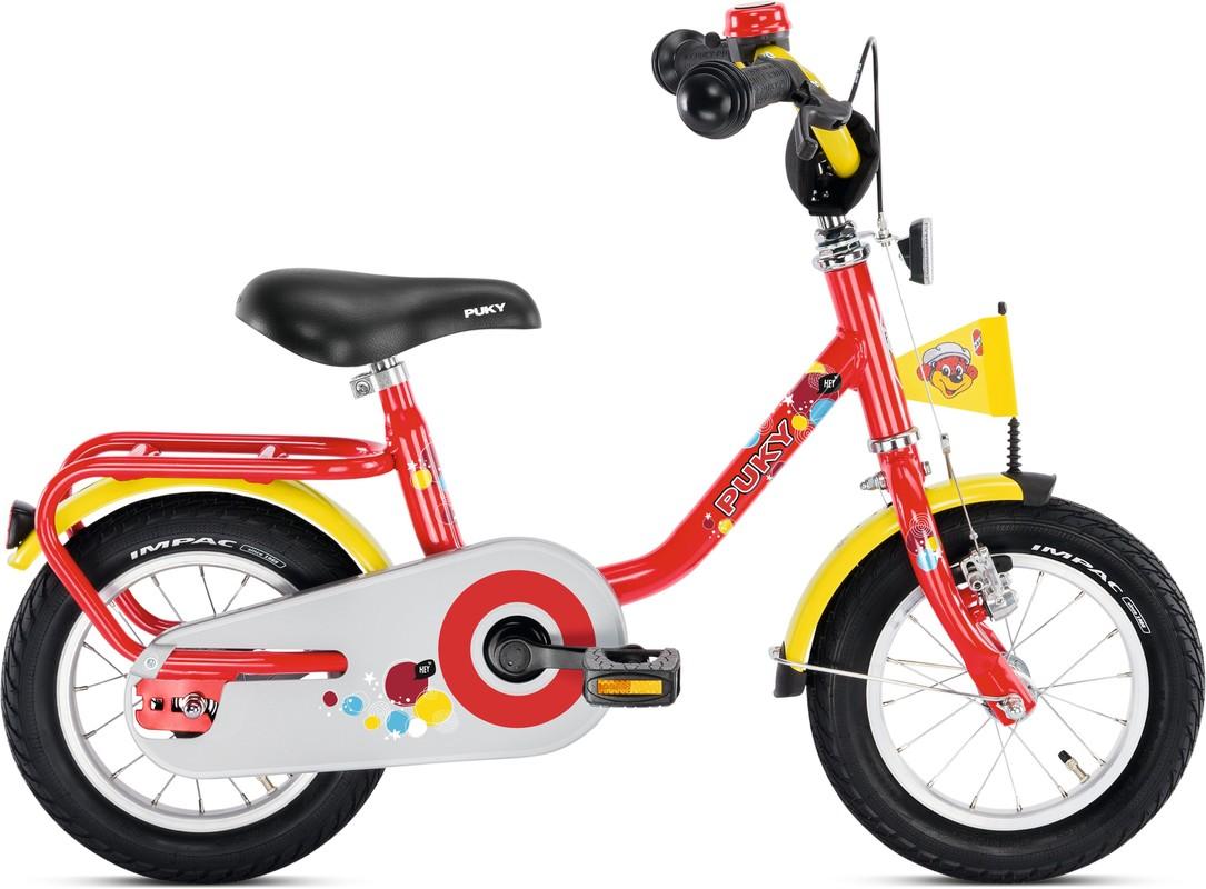 PUKY - Dětské kolo Z2 - červené