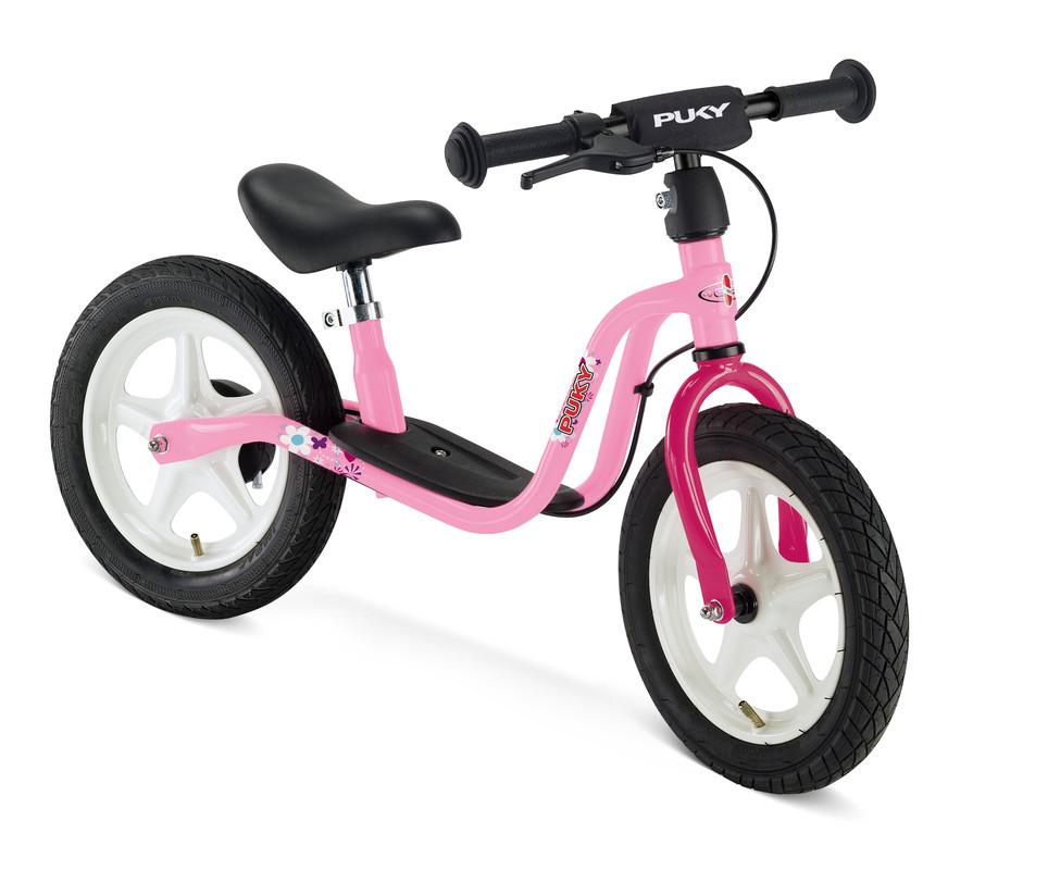 PUKY - Detské odrážedlo LR1BR - růžové