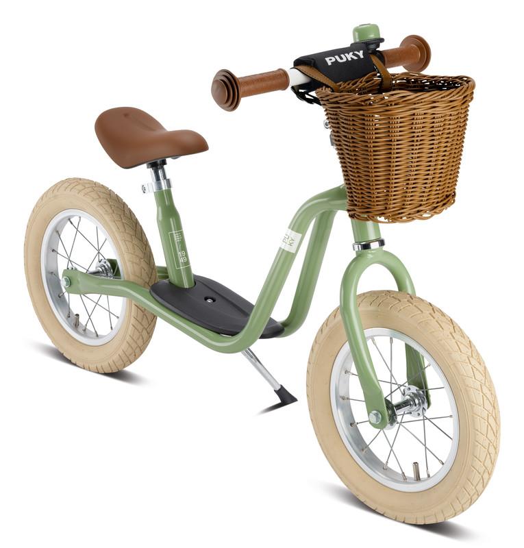 PUKY - Detské odrážedlo LRXL Classic - retro zelená